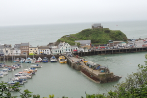 Ilfracombe harbour car park.jpg Coastal car parks to resume charging from this weekend - but no cash