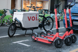 Voi for News.png North Devon Council is one step closer to introducing an e-scooter trial