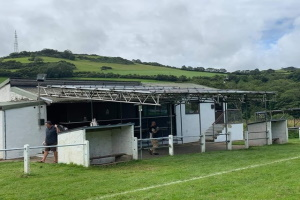 south molton football club.jpg South Molton and Combe Martin set to get funding to improve community sports facilities