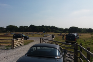 Braunton BMX track.png Council appeals for considerate parking by BMX track users